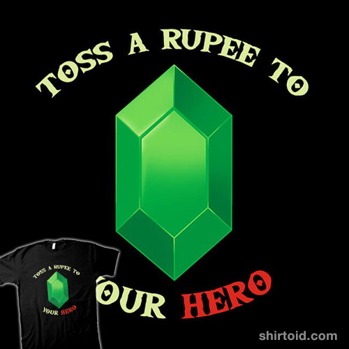 Toss A Rupee To Your Hero