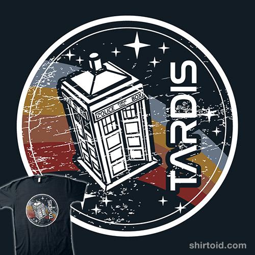 Vintage TARDIS