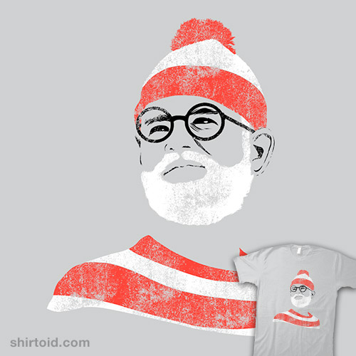Where is Zissou? Remix