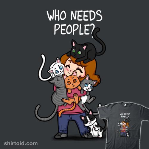 Who Needs People?