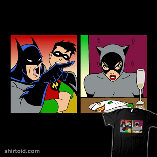 Batman Yelling