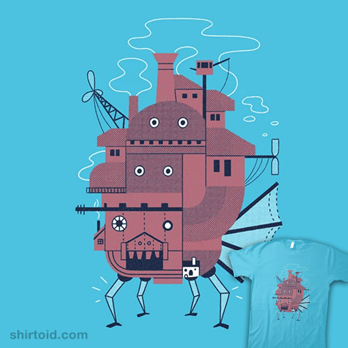 A Moveable Castle