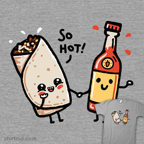 Be My BAErrito