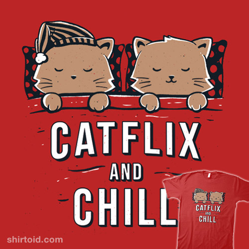 Catflix and Chill