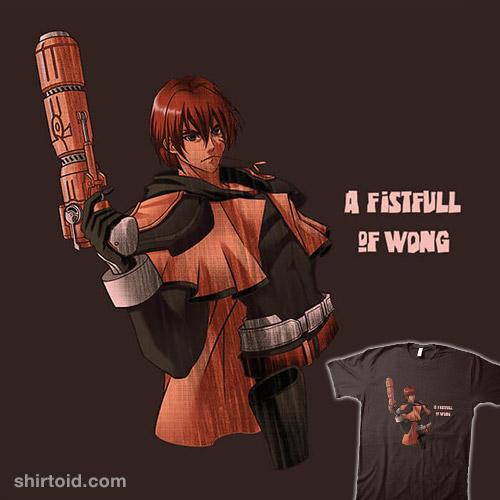 Fist Full of Wong