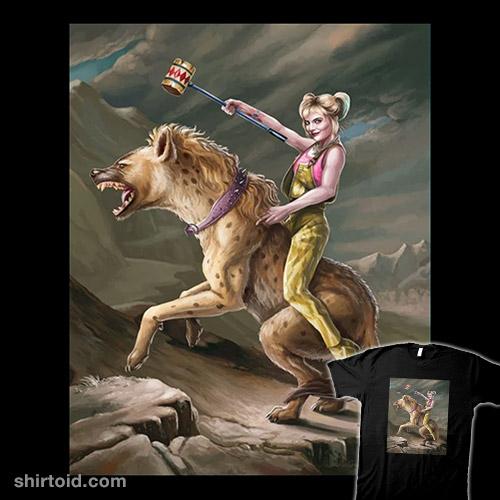 Harley the Conqueror