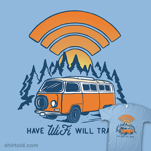 Have WiFi Will Travel