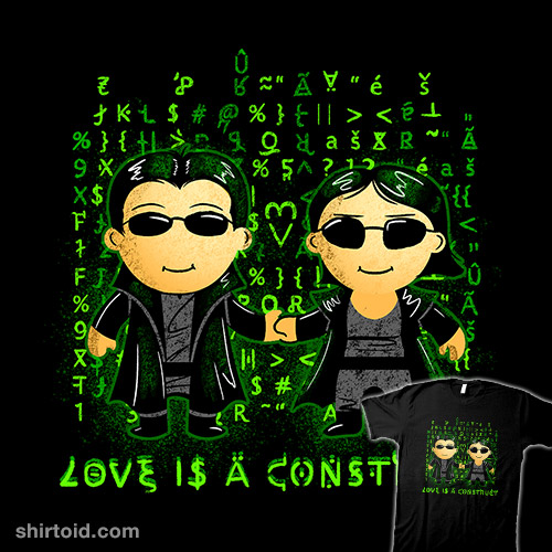 Love is a Construct
