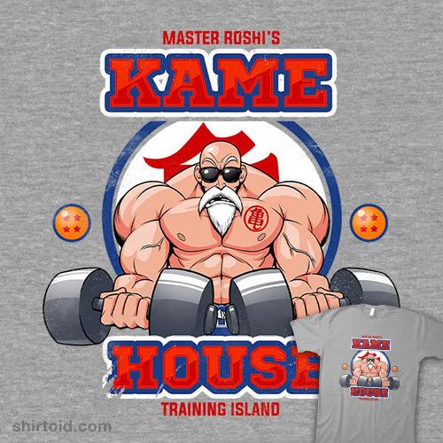 Master Roshi Gym