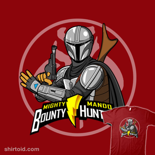 Mighty Mando Bounty Hunters