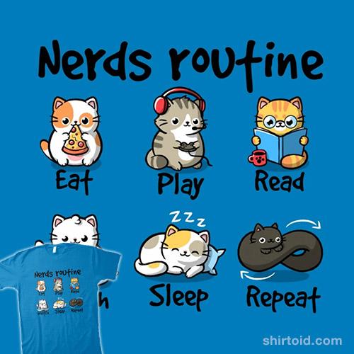 Nerds Routine