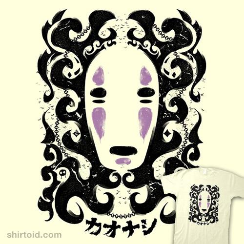 No Face Gothic