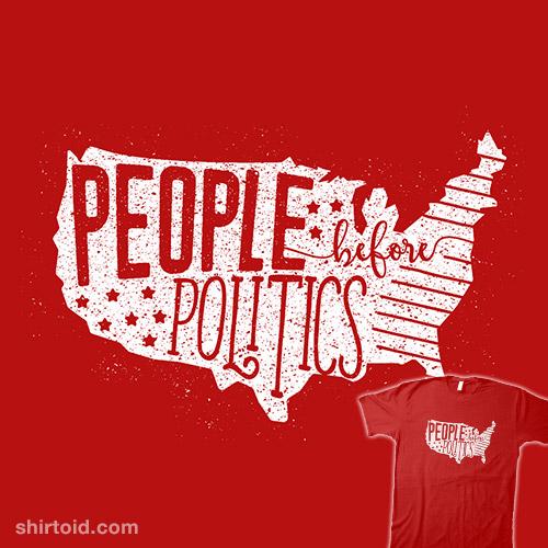 People Before Politics