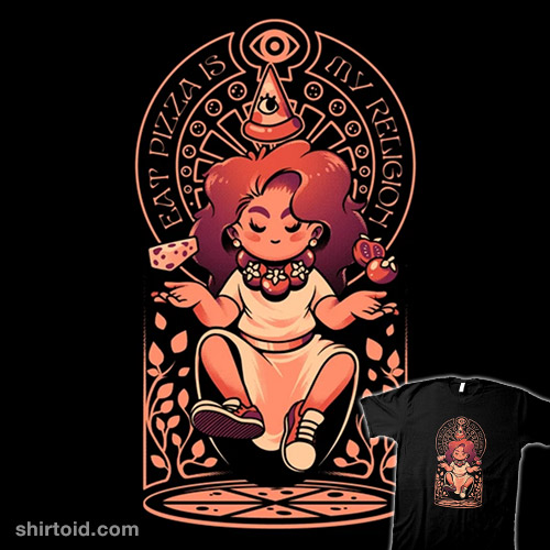 Pizza Goddess