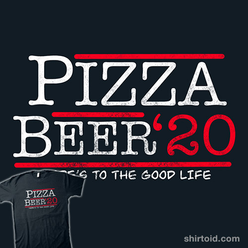Pizza and Beer 2020