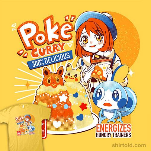 Poke Curry