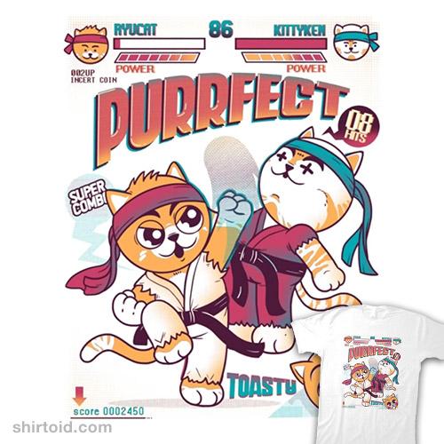 Purrfect Score