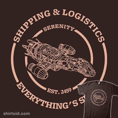 Serenity Shipping & Logistics