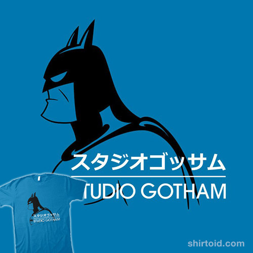 Studio Gotham – Caped Crusader