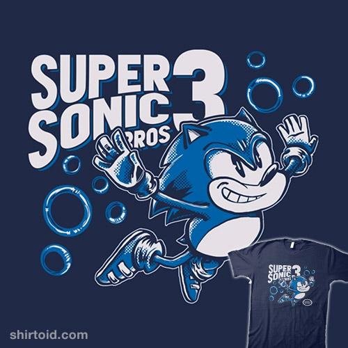 Super Hedgehog Bros 3