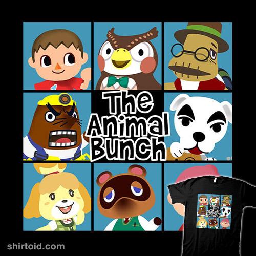 The Animal Bunch