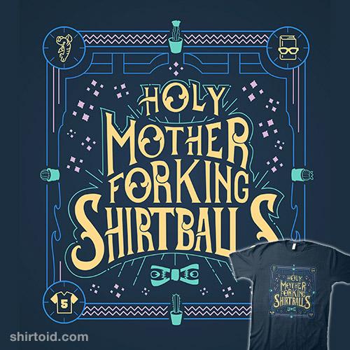 The Book of Shirtballs