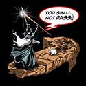 You Shall Not Pass, Rabbit
