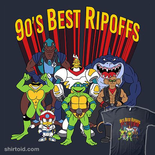 90's Best Ripoffs