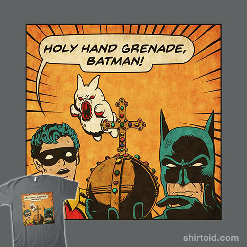 Gotham Grenade