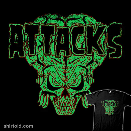 Heavy Metal Invasion