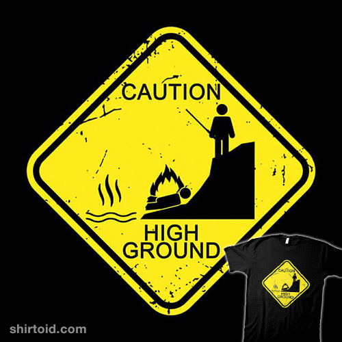 High Ground Warning