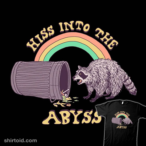 Hiss Into The Abyss