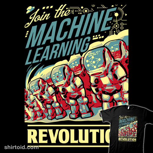 Join the Machine Learning Revolution