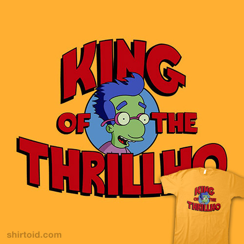 King of the Thrillho