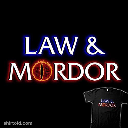 Law & Mordor
