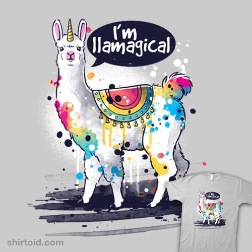 Llamagical Llama