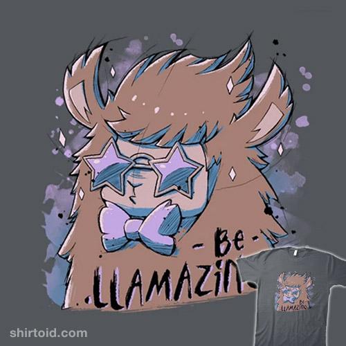 Llamazing