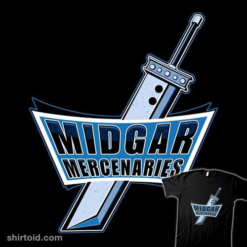 Midgar Mercenaries
