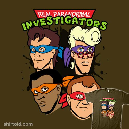 Real Paranormal Investigators