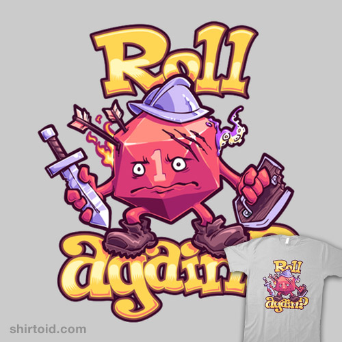 Roll Again?