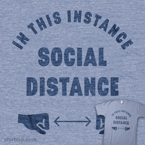 Social Distance Limited Release