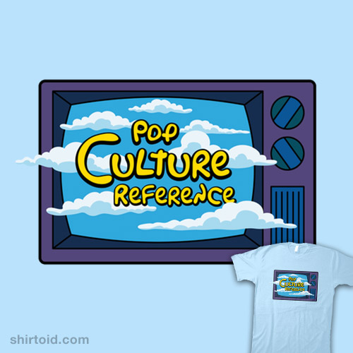 Pop Culture Reference – Springfield Family TV Show Edition