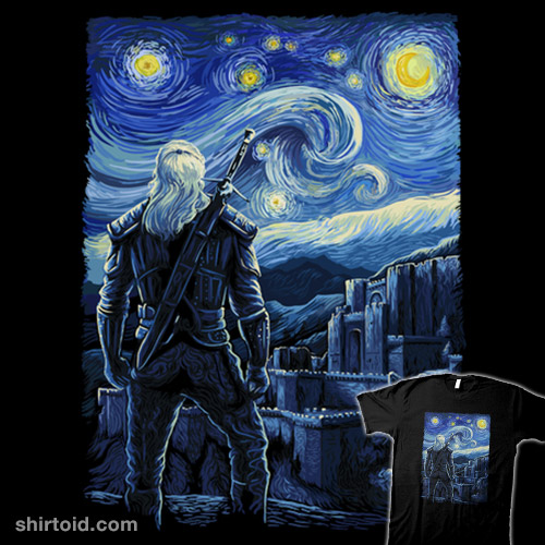 Starry Witcher