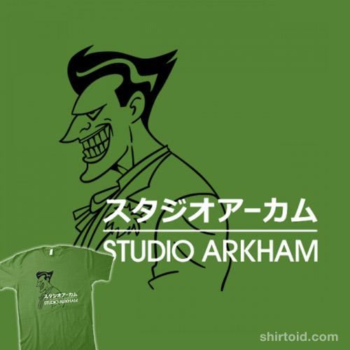 Studio Arkham – Clown Prince