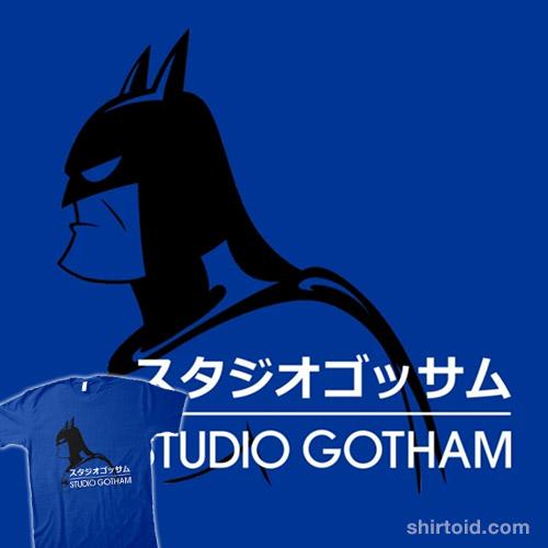 Studio Gotham – Caped Crusader