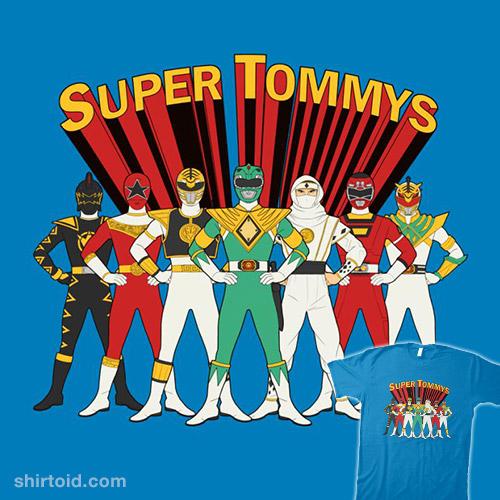 Super Tommys