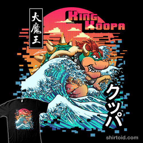 The Great King Koopa