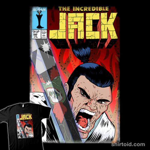 The Incredible Jack
