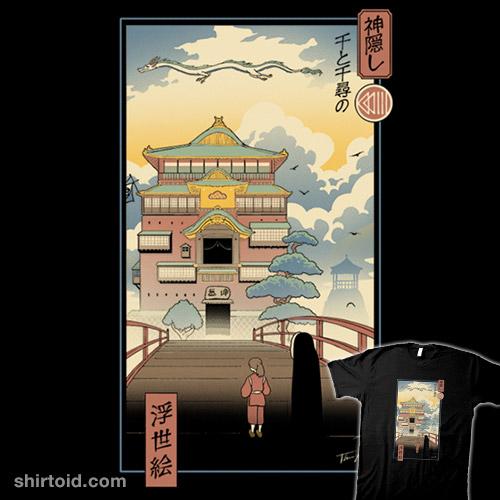 Ukiyo-e Spirits