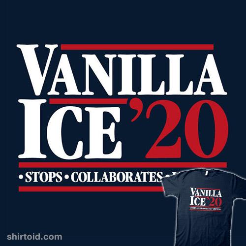 Vanilla Ice 2020